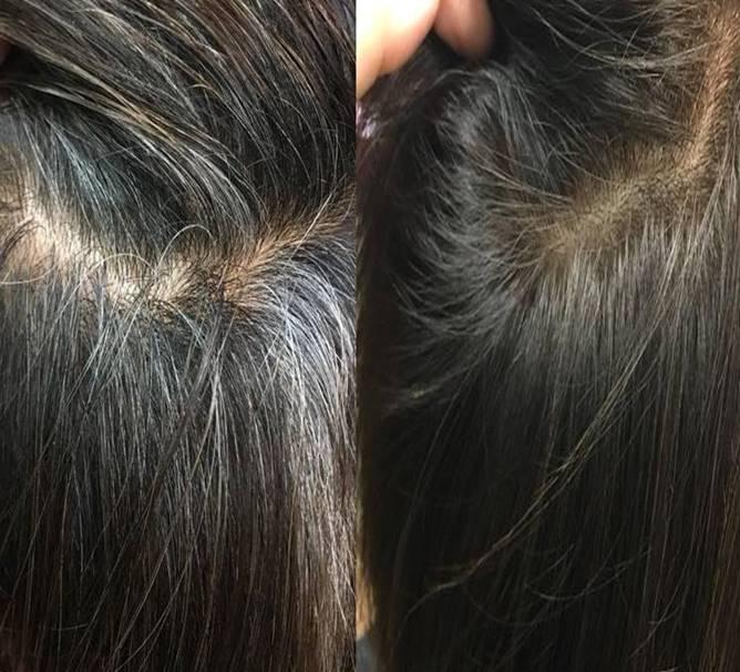 Bột lá nhuộm tóc đen YBOME hiệu quả tốt